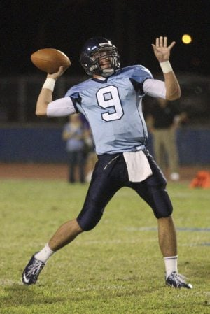 TRANSITION GAME: Deer Valley quarterback feels at home in pocket