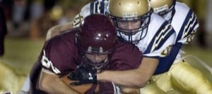 Desert Vista backs run over Mountain Pointe