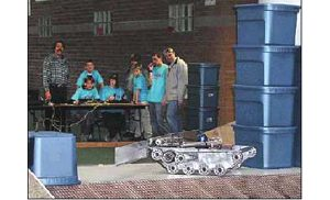 Student teams take robots to compete in Arizona regional