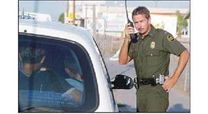Illegal entry tops crime list