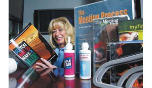 Infomercial maven: Local woman tuned in early