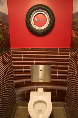 Liberty Market restroom