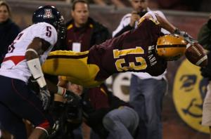 ASU's receivers have moved from big liability to huge asset