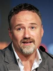 Fincher discusses Oscar hopeful `Benjamin Button'