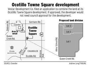 Development plan angers Chandler officials