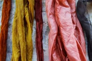 Crafts-Natural Dyes