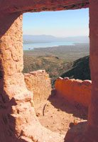 Climbing back in time at Tonto