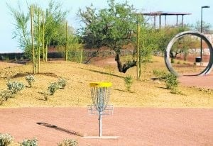 Park over Chandler landfill now open