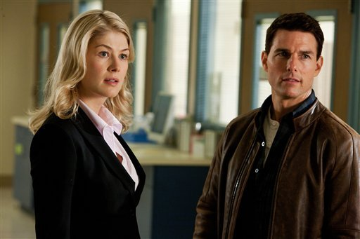 Film Review Jack Reacher