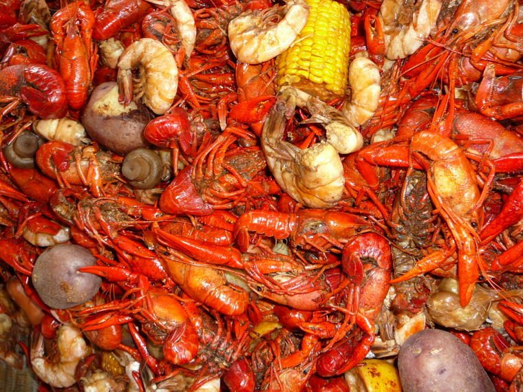 Get Out's Worth the Trip: Crawfish Boil