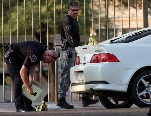 Tempe motorcycle officer injured in crash