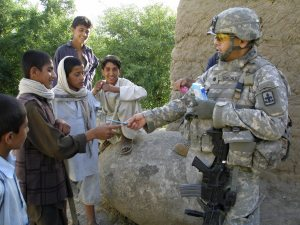Valley man tells of military duty in Afghanistan