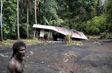 1,000 homeless on Solomons after tsunami 