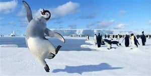`Happy Feet' year's best animated film