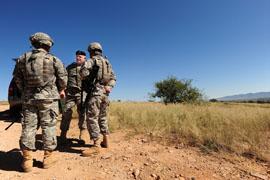 National Guard on border