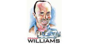 Formula One team owner Frank Williams