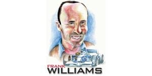 Formula One team owner Frank Williams