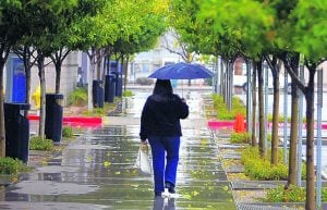 Flood watch issued for Valley