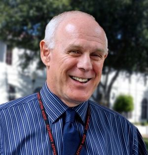 Gilbert Superintendent Dave Allison 2013