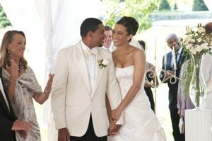 Laz Alonso, Paula Patton