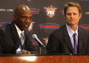 Suns introduce new coach Porter