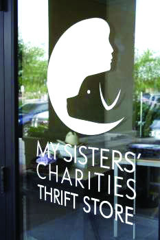 My Sisters' Charities Thrift Store