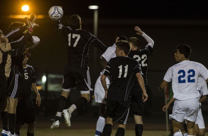 Soccer: Highland vs Chandler