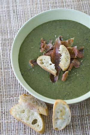 Food Healthy Potato Soup
