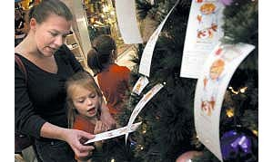In focus: Gift program helps bring Christmas to kids who might not otherwise get one