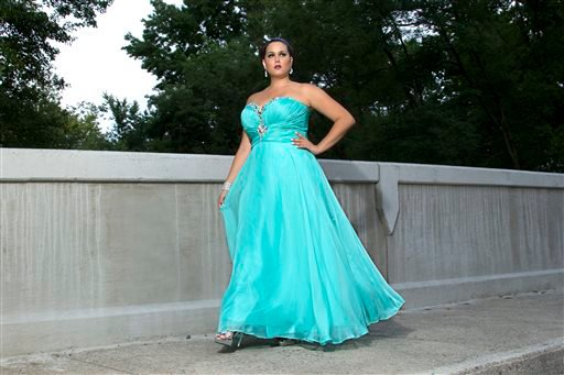 Prom Plus Size Dresses