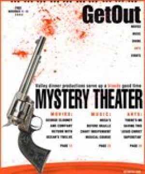 Theater reviews: Mystery dinner theater shows