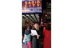 Radio City Music Hall musicians strike