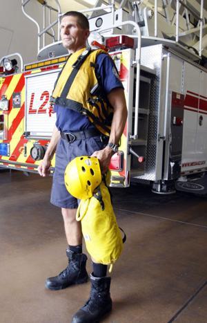 Mesa Fire Department Tactical Rescue Team