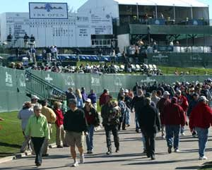 FBR Open sets Thursday attendance record