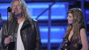 Plant, Krauss win 5 Grammys; Brown posts bail