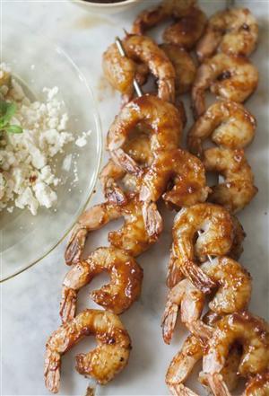 Food Deadline Grilled Shrimp