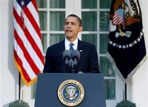 Obama awarded Nobel Peace Prize