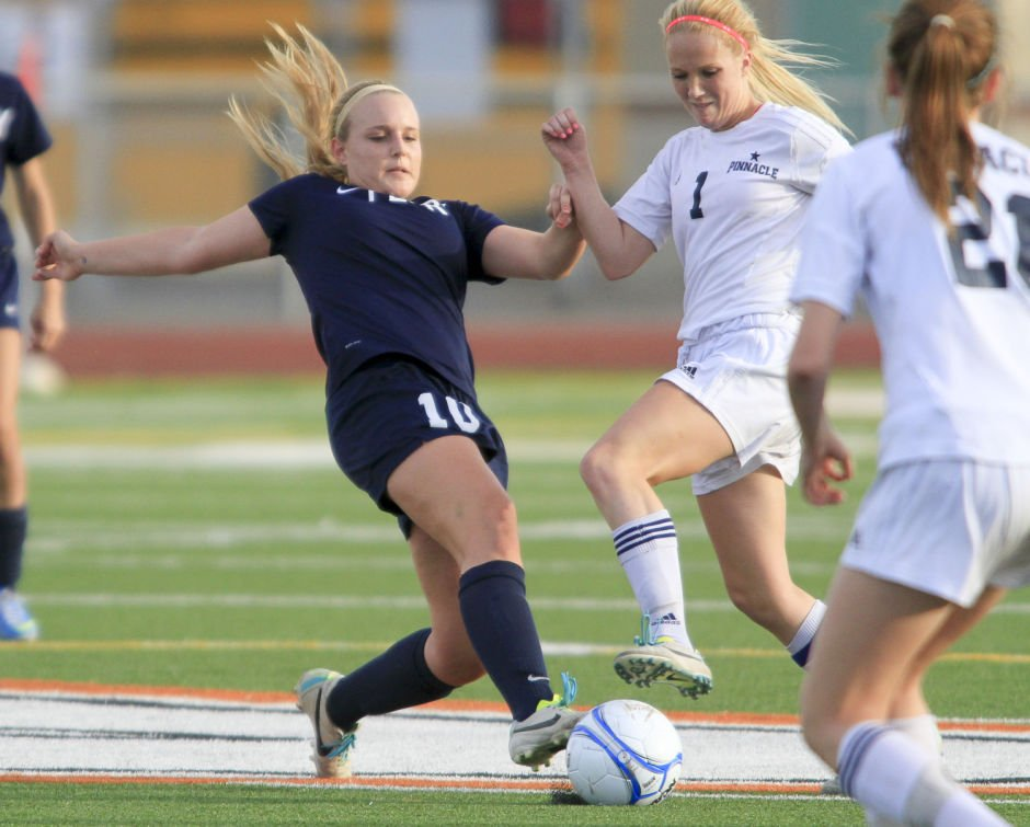 Soccer: Perry vs Pinnacle