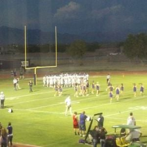 Queen Creek 33, Show Low 12