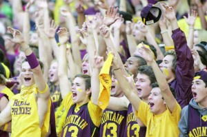 Mountain Pointe fans