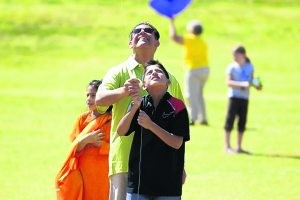 Festival brings Pakistani culture to E.V.