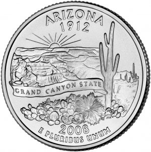 June release planned for Arizona quarter