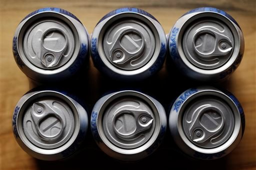 Food-Craft Beer Cans