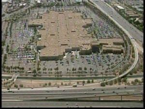 Valley malls targeted by car thieves