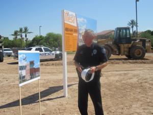 Mesa Police Substation