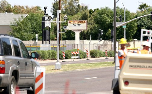 Mesa hopes speed cameras will make Rhodes school zone safer 