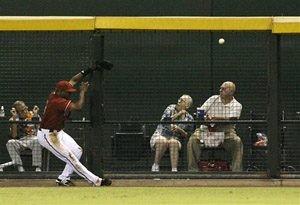 D-Backs sweep Cardinals at Chase Field