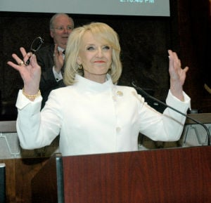 Gov. Jan Brewer