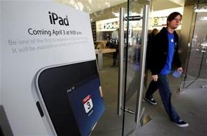 Sight unseen, fans hear 'iPad' and think 'iWant'