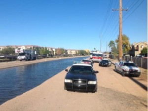 Body found in Tempe canal